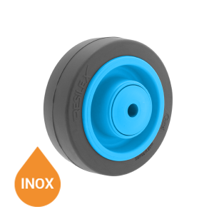 oue Résilex Inox diamètre 125 charge 250kg