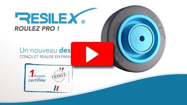 Vidéo Nouvelle roulette RESILEX